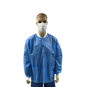 Disposable Protective SMS/SBPP Lab Coat