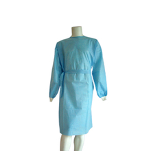 Disposable SBPP/SMS Reinforced operation/medical/surgical gown