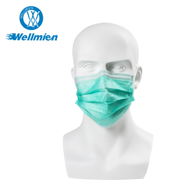 EN14683 Surgical Mask/ FDA 510k Bacteria Breathing Surgical Mask